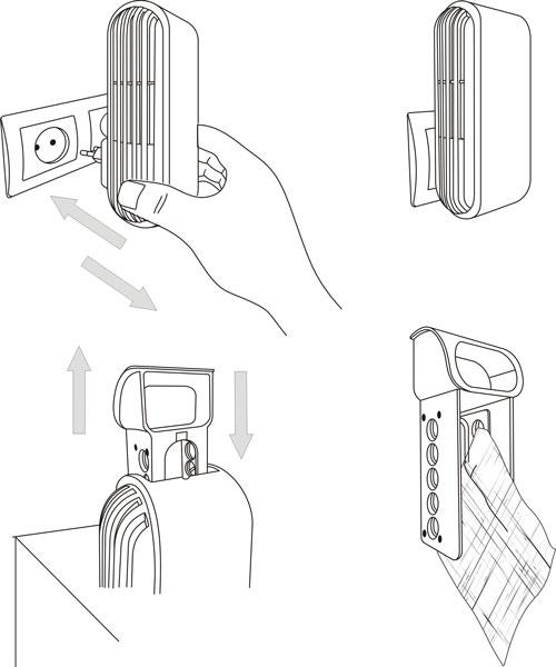 """Vozduhoochistitel-ionizator-ATMOS HG-150-Воздухоочиститель-ионизатор """"АТМОС HG-150"""""""